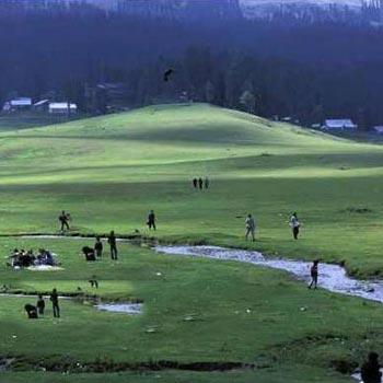 Gulmarg Valley