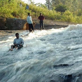 CHAPRAI WATER FALLS
