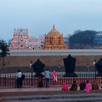 1 Day Thirupathi Tour ( Night Trip )
