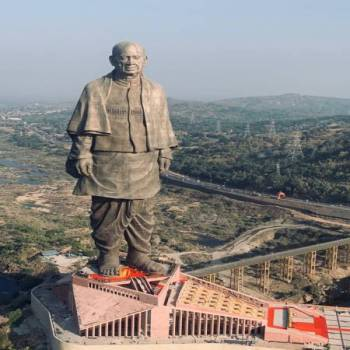 One Day Statue of Unity Tour Ex Ahmedabad