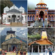 The Holy Char Dham Inbound Departures Tour