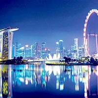04 Night 05 Days Singapore Tour