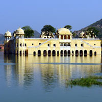 Golden Triangle with a Wildlife Tour