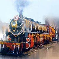 Golden Triangle Train Tour