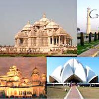 Golden Triangle Short Tour