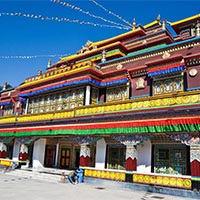 Glimpses Of Sikkim