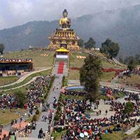 Glimpse Of Sikkim, Darjeeling & Bhutan