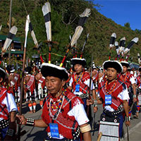 Tribals Of Nagaland