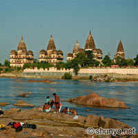 Delhi - Agra - Orchha & Khajuraho Tour by Car and Varanasi by Train