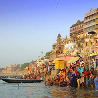 Golden Triangle Varanasi Tour
