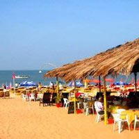 Golden Triangle Tour with Mumbai Goa