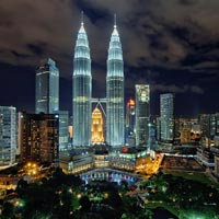 Kuala lumpur with Genting Tour