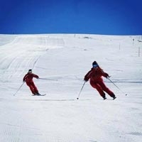Skiing In Greece Tour