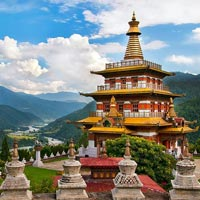 Bhutan Honeymoon Special Tour