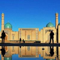 Tashkent: 3Nights/4Days Tour