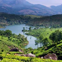 Hill Station & Houseboat Trip To Kerala Tour