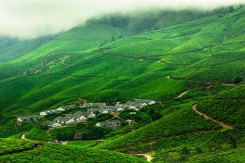 Hill View Kerala Tour Package