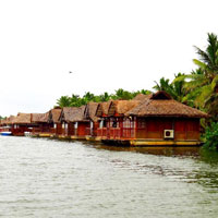 POOVAR FLOATING COTTAGES