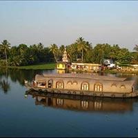 Middle Kerala Honeymoon Package