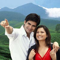 Enchanting Middle Kerala Honeymoon Trip