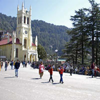 Shimla - Manali Honeymoon Special Tour