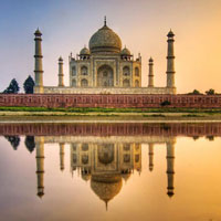 Taj & Raj Routes Package