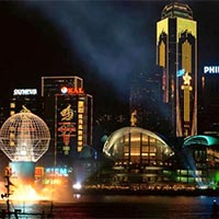 Exotic Hong Kong & Macau 4 Night 5 Days Tour