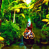 Exotic Kerala Tour 3N /4D