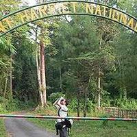 Vacation in Mount Harriet Tour