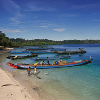 Port Blair - Havelock Tour