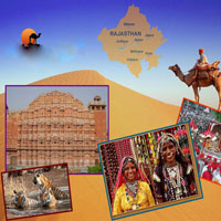 Rajasthan Package with Camel safari - (8 Nights / 9 Days)