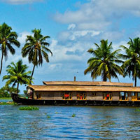 Kerala with Alleppey Backwater Package (5 Nights /6 Days)