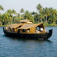 Kerala Backwater Package (7 Nights /8 Days)
