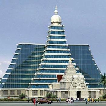 Chennai - Mahabalipuram - Pondicherry Package: 4 Night / 5 Days