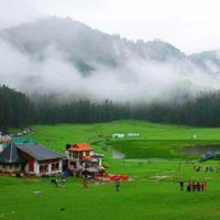 Amritsar - Dharamshala - Chandigarh Package - (4 Nights / 5 Days)
