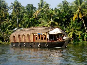 Kerala Honeymoon Package, 4 Nights 5 Days