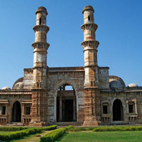 Champaner-World Heritage Site
