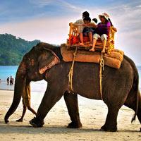 Honeymoon Beaches Package