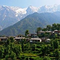 New Delhi - Shimla - Manali - Dalhousie - Dharamshala Tour