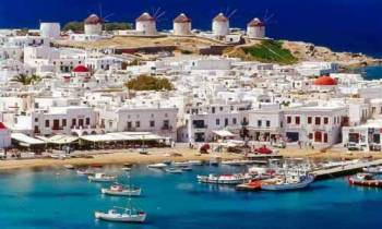 Best Of Greece Athens-Mykonos-Santorini Tour