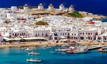 Best Of Greece Athens-Mykonos-Santorini Tour