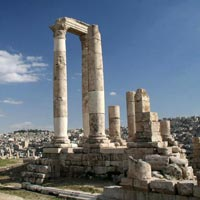 Jordan - Amman ( Land Of Mesmerizing Beauty)