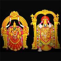 Tirupati - Balaji Darshan