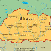 Bhutan - Mountain Tours