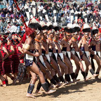 Hornbill Festival - Nagaland Tour