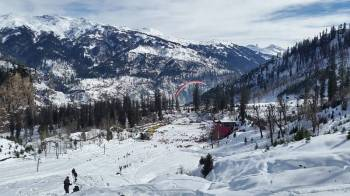 Manali Package 03 Night / 04 Days