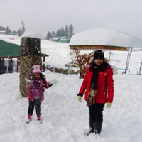 Kashmir Deluxe - 3 Star Package (10 D & 9 N)