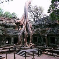 Tours to Angkor Wat world Heritage