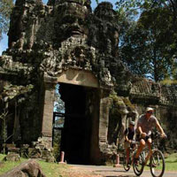 Angkor Cycling Tour (3 D & 2 N)