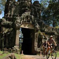 Cambodia Trail Cycling - Phnom Penh - Siem Reap Tour (7 D & 6 N)